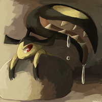Mawile by Tanglecolors