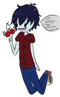 Marshall Lee by ToxicZombi3