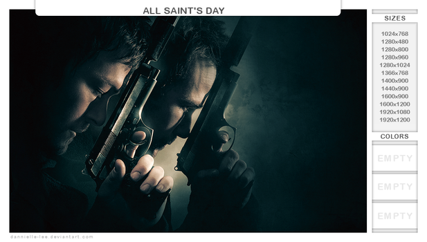 all saints day by dannielle-lee