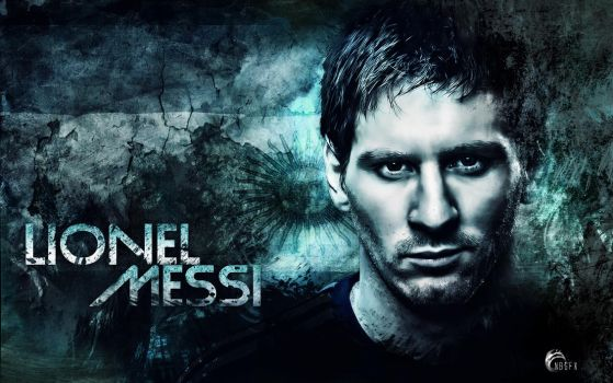 Lionel Messi by nirmalyabasu5