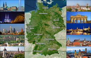 10 cities of Germany part 1 by Arminius1871