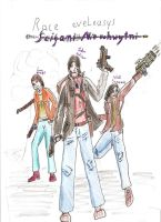 BAND by John-Will