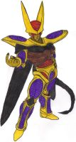 Hirudegarn Cell by DBZ2010
