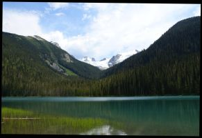 Joffre Lakes  (01) by SKiNBuS