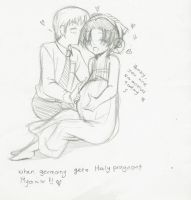 When Germany gets Italy Preggy by hawa777