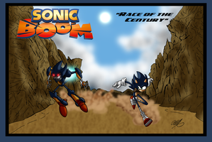 Sonic Boom _ Race of the Century by TheCiemgeCorner