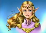Zelda Colored by BacchiColorist