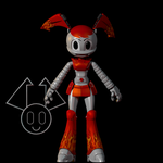 Jenny - Red Color Scheme | Model by TheEndCrafter