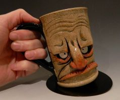 Grumpy Morning Mugs- for Sale by thebigduluth