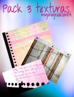 Textures of notebooks by myonlyreason07