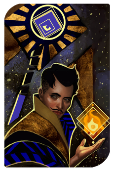 Dorian by ChelseaGeter