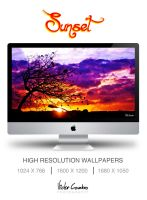 Sunset Wallpaper by byCavalera