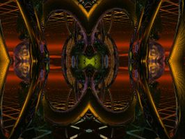 Fractal Fusion by Ocalapoolguy