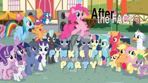 After the Fact: Pinkie Pie Party by MLP-Silver-Quill