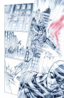 The Flash 6 page 9 by manapul