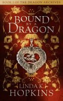 Bound by a Dragon ebook cover design by ebooklaunch
