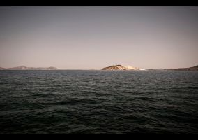 The Lonely Island by Beezqp