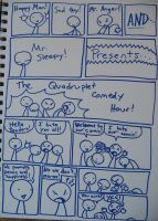 The Quadruplet Comedy Hour pg1 by SWJG