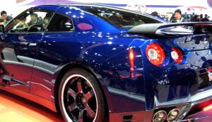 Nissan GTR Detail Capture by toyonda