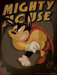 Mighty Mouse: Ready 2 Rumble by CHUCKAMOKK