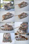 Panther A Italeri 1/72 by warrior1944