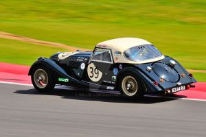 Morgan +4 No 39 by Willie-J