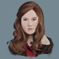 Amy Pond by DaSporkQueen