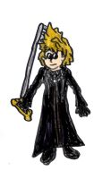 Roxas by SonicClone