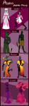 Progress meme-thing (Part 1) by CosAce
