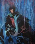 Blue Forest by yanadhyana
