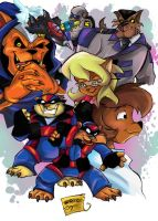 Swat Kats by jorcerca