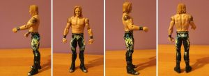 Heath Slater repaint by Katuszka-chan