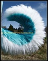 Brand New Husky Tail For Sale by DexterousZombie
