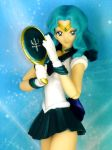 Sailor Moon S.H. Figuarts - Sailor Neptune by MoonCollectar
