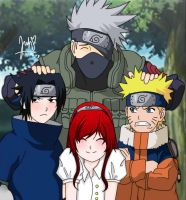 the new team 7! by jannahchan
