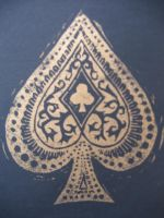 Ace Of Spades by 3FF3CT