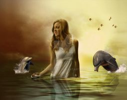 Solace-with-the-dolphins by TL-Designz
