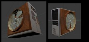 Computer industrial fan V0.55 by DennisH2010