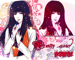 Girl:Beauty and power by DarkLeen04