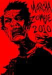 Marcha Zombie a by TheComicFan
