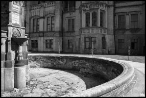 Old fountain by Area29ED6