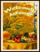 WELCOME AUTUMN ID by SCT-GRAPHICS