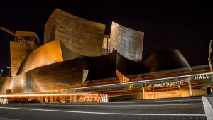 Disney Concert Hall by AldrichAlonzo