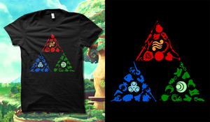 Tools of the Triforce by ville10