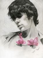 Ben Whishaw by Mika2882