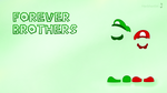 Forever Brothers - Mario and Luigi by HerbherthK