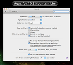 Aqua for 10.8 Mountain lion by rhubarb-leaf