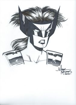Wild Thing by Mark Morales by dcwebb