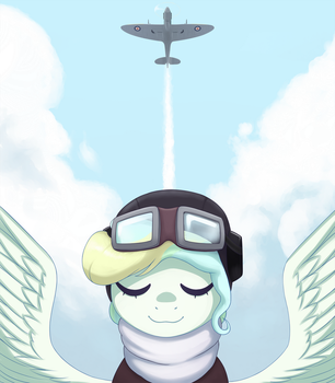 Destined for the sky by MrScroup