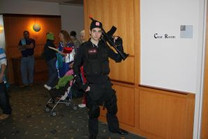 Umbrella corp setsucon 2012 by carpathianwarrior